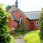 Methodist Chapel in Hungarton village in East Midlands and Leicestershire