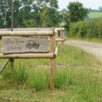 Track sign